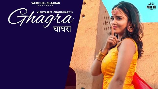 Ghagra Lyrics – Vishavjeet Chaudhary