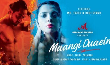 Maangi Duaein Lyrics - Mr Faisu | Raghav Chaitanya