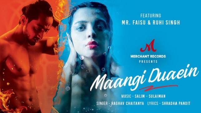 Maangi Duaein Lyrics – Mr Faisu   Raghav Chaitanya