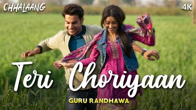 Guru Randhawa – Teri Choriyaan Lyrics