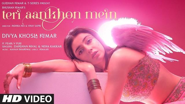Darshan Raval & Neha Kakkar – Teri Aankhon Mein Lyrics