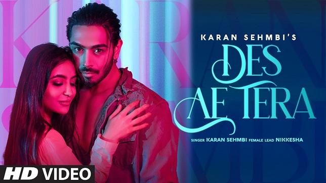 Karan Sehmbi – Des Ae Tera Lyrics