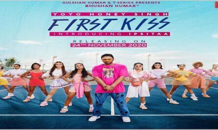Yo Yo Honey Singh - First Kiss Lyrics