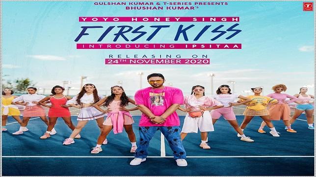 Yo Yo Honey Singh – First Kiss Lyrics