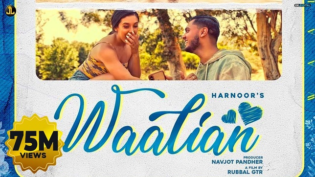 Harnoor – Waaliyan Lyrics
