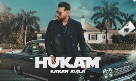 Karan Aujla Hukam Lyrics