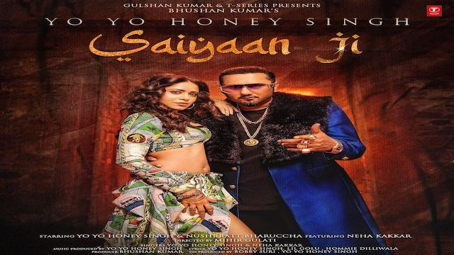 Yo Yo Honey Singh – Saiyaan Ji Lyrics ft. (Neha Kakkar)