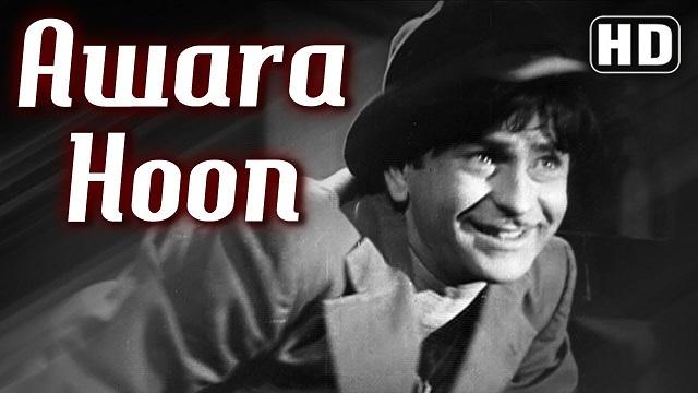 Awaara – Awara Hoon Lyrics