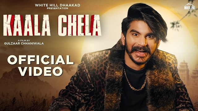Gulzaar Channiwala – Kaala Chela Lyrics