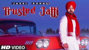 Jassi Sohal Trusted Jatti Lyrics