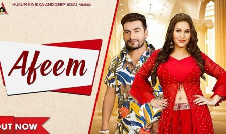 Raj Mawar Afeem Lyrics