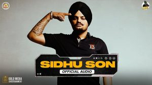 Sidhu Moose Wala - Sidhu Son Lyrics