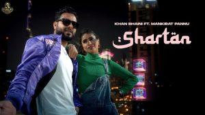 Khan Bhaini | Mankirat Pannu Shartan Lyrics