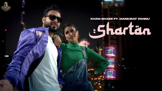 Khan Bhaini | Mankirat Pannu – Shartan Lyrics