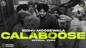 Sidhu Moose Wala Calaboose Lyrics (from Moosetape)