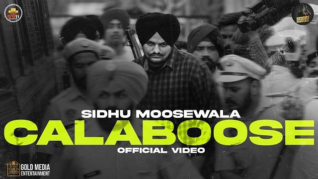 Sidhu Moose Wala – Calaboose Lyrics (from Moosetape)